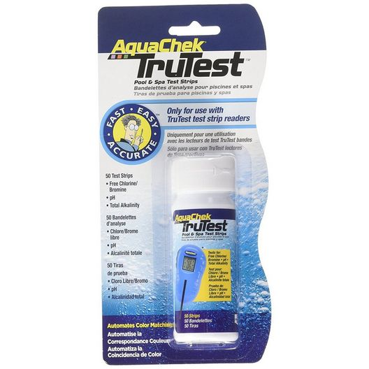 TruTest Test Strips Refill