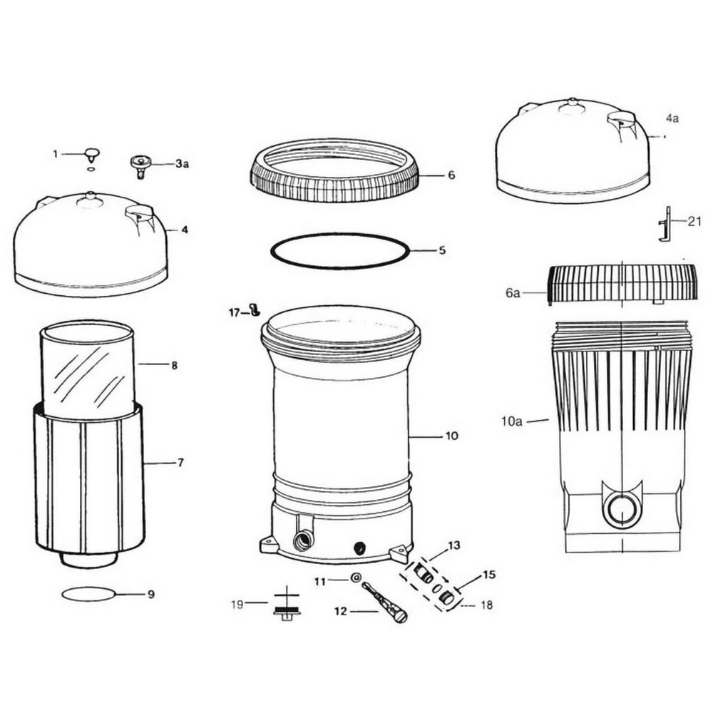 Jacuzzi Dirtbag Separation Tanks image