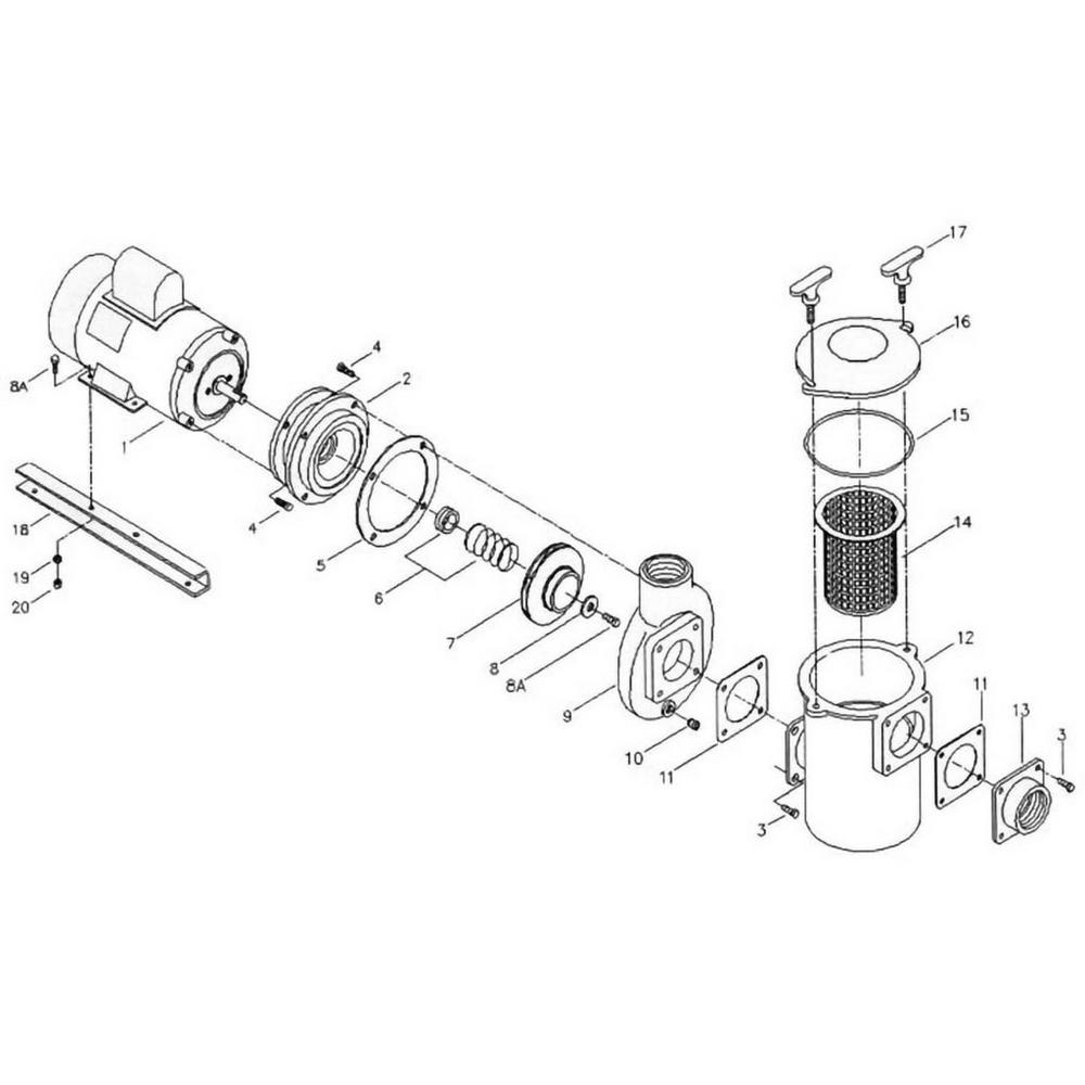 Aqua-Flo AC Series Pump image