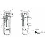Harmsco Cluster Cartridge Filter BF42, BF84, BF96, BF126, BF144 - 1fca8f13-7559-426c-b53e-27d7f40a51ba