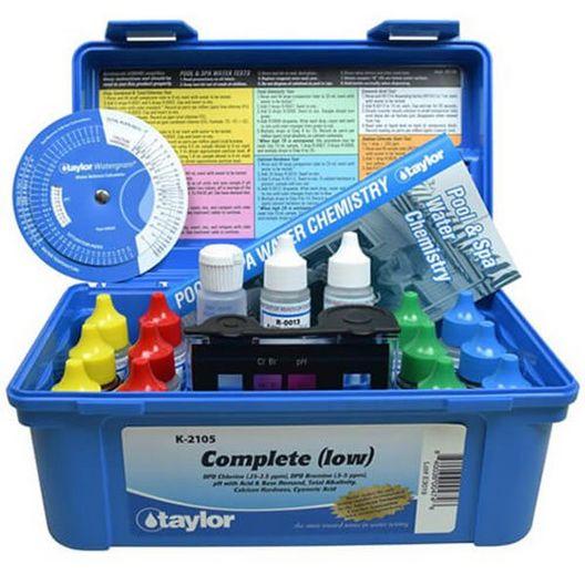 Taylor Complete Test Kit - Low Range