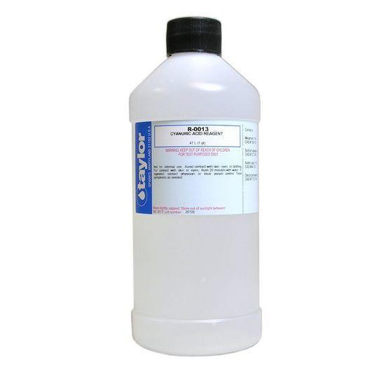 Taylor Technologies - Cyanuric Acid Reagent, 16 oz - 200275