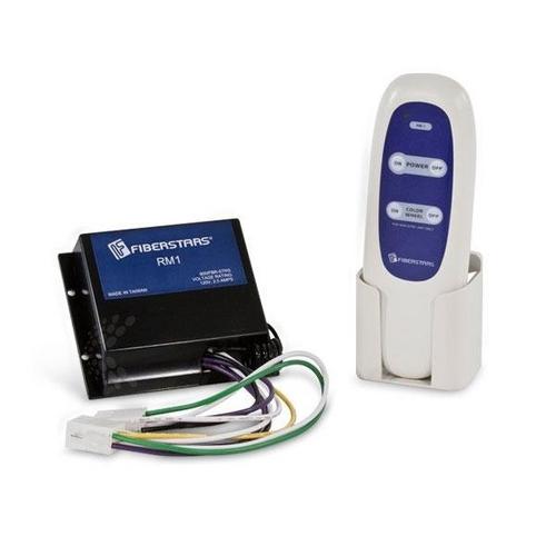 Fiberstars - Wireless Remote Control System for 2004 Illuminator S.R. Smith