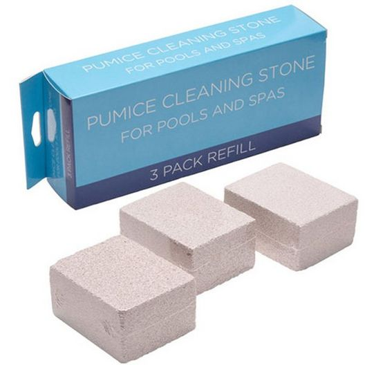 Large Cleaning Block for Pools, 3 Pack