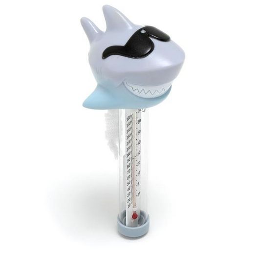 Surfin' Shark Pool and Spa Thermometer