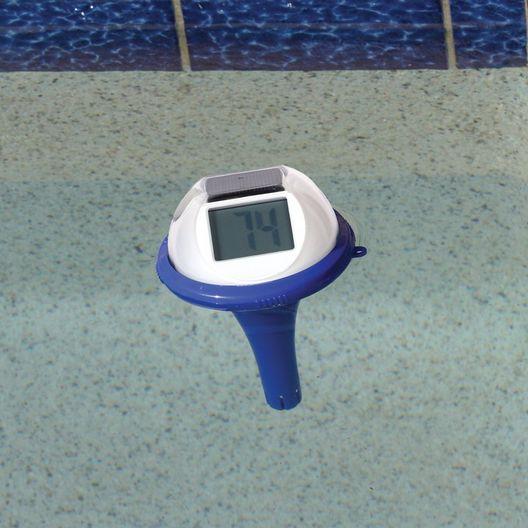 G.A.M.E. - Solar Digital Thermometer - 20827