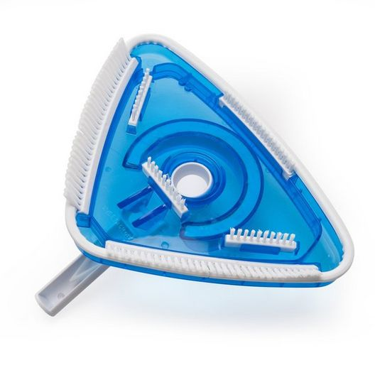 Deluxe Transparent TriVac Cleaning Head
