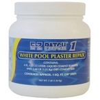 E-Z Patch 1 Pool Plaster Repair - White
