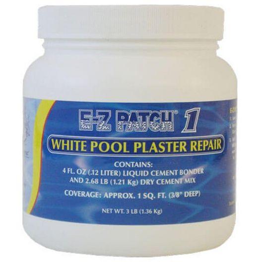 E-Z Patch 1 Pool Plaster Repair - White - MASTER-prod1850040