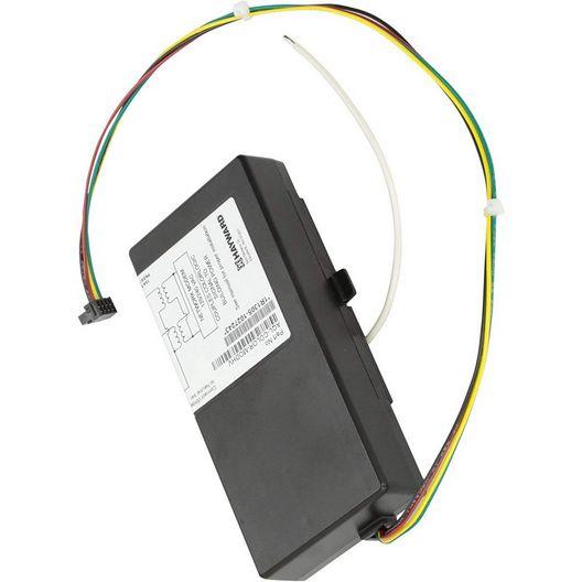 Aqua Plus Controls plus Chlorination ColorLogic LED Communication Module, High Voltage 120V