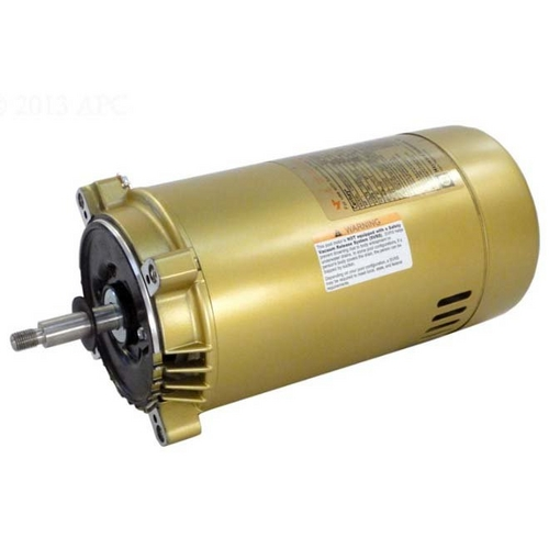 Hayward - SPX1607Z1M C-Face Single Speed 1HP Up-Rated 56J 115/230V Replacement Motor