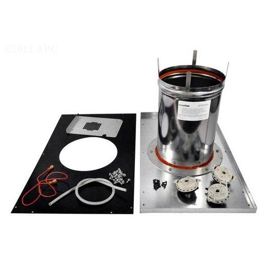 Hayward  Indoor Vent Adapter Kit H400 Pos Press Horizontal UHSLN