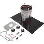 Indoor Vent Adapter Kit H400 Pos Press Horizontal UHSLN