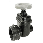 Gate Valve Assembly 1.5in. Union x 1.5in. Hose