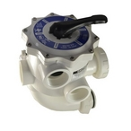 Praher - Valve, SM with Plumbing 2in. P.F. D.E. - 222364