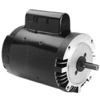 E-Plus 56C C-Face 1HP Full Rated Pool and Spa Pump Motor, 6.4-5.9/11.8A 208-230/115V