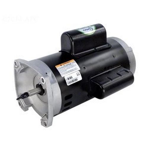 Century A.O. Smith - B1000 Square Flange 5HP Single Phase 56Y Pool and Spa Pump Motor, 208-230V