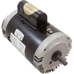 56C C-Face 2 HP Full Rated Pool and Spa Pump Motor, 10.5A 230V