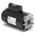 E-Plus Energy Efficient 56C C-Face 2 HP Full Rated Pool and Spa Pump Motor, 10.4-9.6A 208-230V