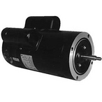 Century A.O. Smith - B2979 C-Flange 2/0.25HP Dual Speed Full Rated 56J Pool Pump Motor, 230V - 222419