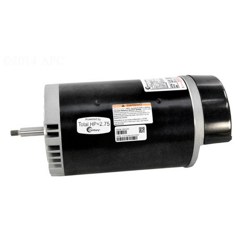 Century A.O. Smith - 56J C-Face 2-1/2 HP Up-Rated Hayward Northstar Replacement Pump Motor, 13.0-11.8A 208-230V