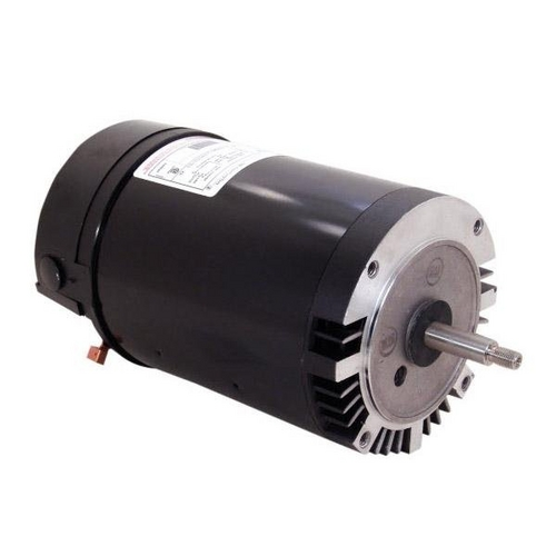 Century A.O. Smith - 56J C-Face 1 HP Up-Rated Hayward Northstar Replacement Pump Motor, 6.0-5.5/11.0A 208-230/115V
