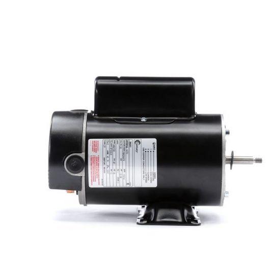 Flex-48 48Y Thru-Bolt 1-1/2 or 0.18 HP Dual Speed Above Ground Pool Motor, 8.0/2.6A 230V