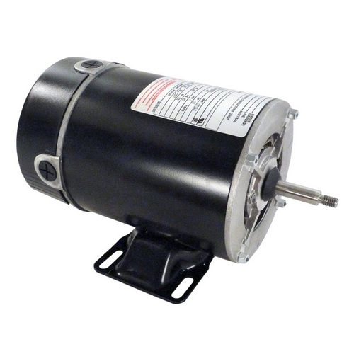 Century A.O. Smith - Flex-48 48Y Thru-Bolt 1/2 HP Single Speed Above Ground Pool Motor, 7.2A 115V