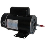 Century A.O. Smith - Flex-48 48Y Thru-Bolt 1-1/2 or 0.25 HP Dual Speed Above Ground Pool Motor, 16.4/4.4A 115V - 222454