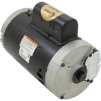 56J C-Face 3 HP Full Rated Pool and Spa Pump Motor, 14.1A 230V