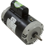 E-Plus Energy Efficient 56J C-Face 2 HP Full Rated Pool and Spa Pump Motor, 10.4-9.6A 208-230V