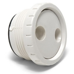 Waterway - Rotating Eyeball Assembly ; White; 1-1/2in. MPT - 222878
