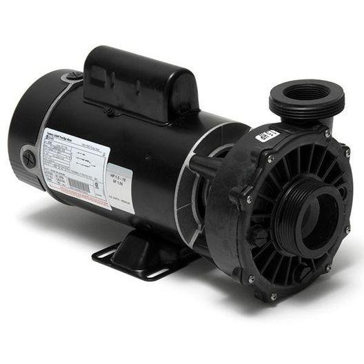 Waterway - Hi-Flo Side Discharge 2HP Dual-Speed Spa Pump, 230V - 222896