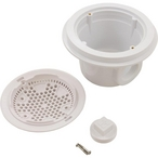 Hayward  1.5in x 2.0in Suction Outlet/Main Drain and Cover for Concrete Pools (Dual Pack)
