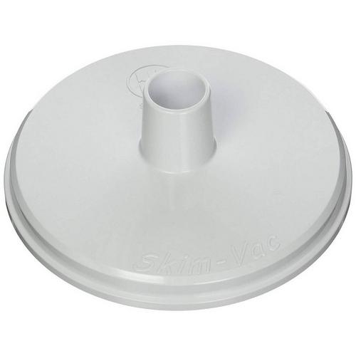 Hayward - Large Skimmer Vac 8in. Diameter x 1-1/2in. Hose Adapter Plate with Gasket