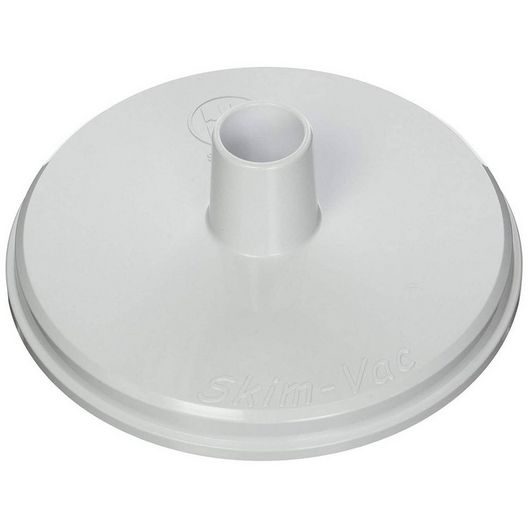 Large Skimmer Vac 8in. Diameter x 1-1/2in. Hose Adapter Plate with Gasket