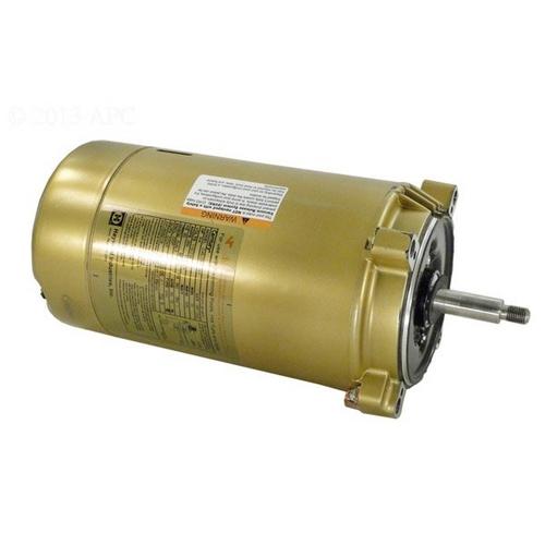 Hayward - 3/4 HP Single Phase Threaded Shaft 115/230V Motor for Super Pump