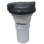 CMP - Air Control, S Handle, 1in. Slip, Graphite Gray, 2-3/4in. Cap - 223748