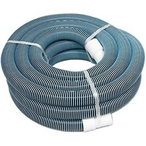 "45' Long x 1.5"" Diameter Forge Loop Vacuum Hose"