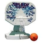 Poolmaster  Splash Back Poolside Basketball Set