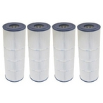 CX591XREPAK4 Replacement Filter Cartridge Set for SwimClear C7030, 4 Pack