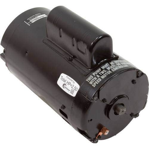 Hayward - Motor, 2 1/2 HP 2 Speed 230V, Super 2 Pump