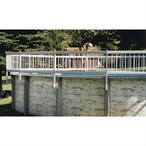 GLI - Add-On Fence Kit C for Above Ground Pools - 24203