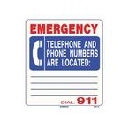Phone Location Sign