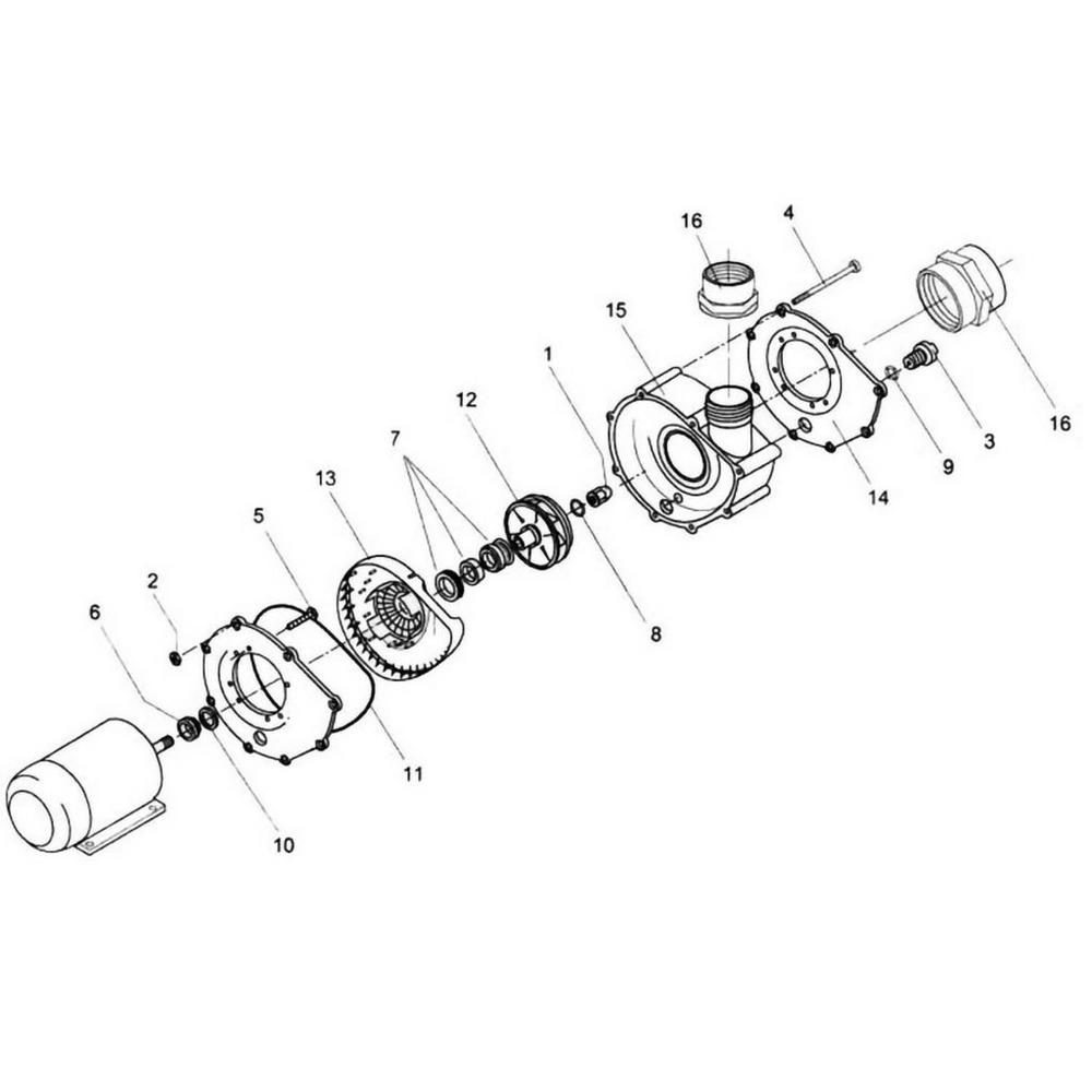 Speck 21-80 G Pump image