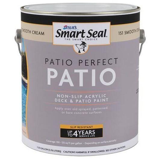 Smart Seal - Patio Perfect Deck Paint Wheatdust 1 Gallon - 26560
