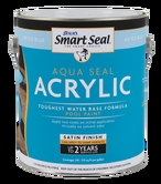 Smart Seal  Aqua Seal Acrylic Pool Paint 1 Gallon Blue Heaven