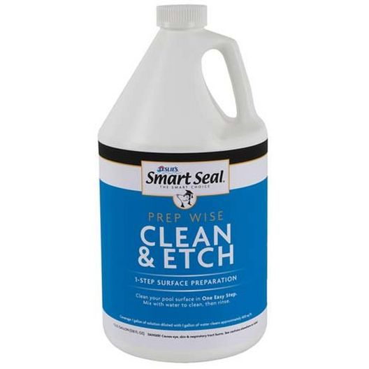 Smart Seal - Prep Wise Clean & Etch 1-Step Surface Preparation - 26697
