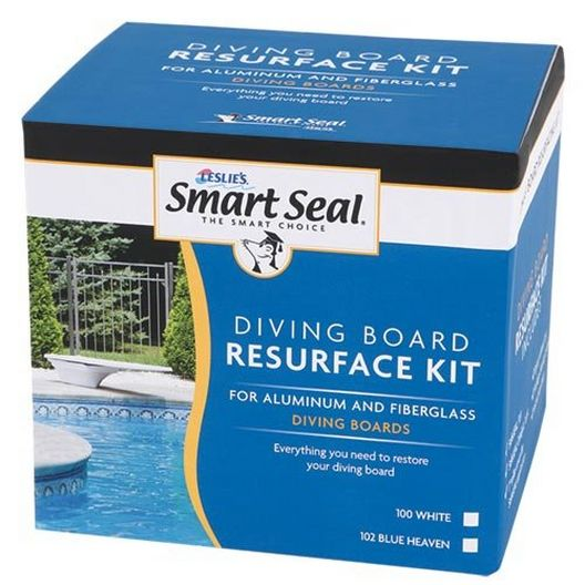 Diving Board Paint Kit, White