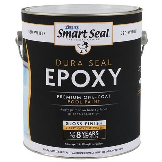Dura Seal Epoxy Pool Paint, 4 Gallon, Ice Blue